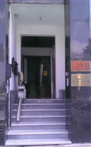 MRA front door